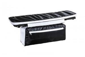 Комплект мягких накладок на сиденье с сумкой 80 см