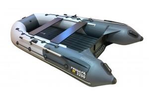 Лодка ПВХ Ривьера 3200 НДНД (гидрокрыло)