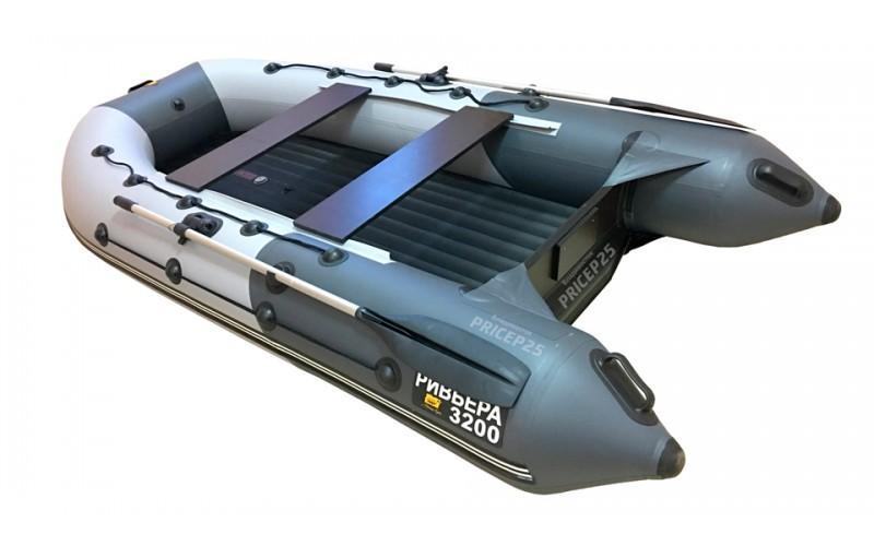 Лодка ПВХ Ривьера 3200 НДНД