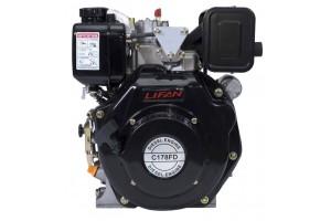 Двигатель Lifan Diesel 178FD D25, 6A