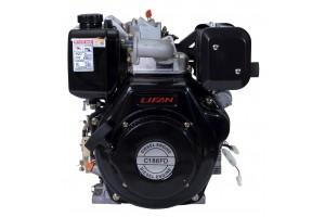 Двигатель Lifan Diesel 186FD D25, 6A