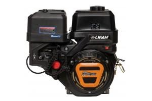 Двигатель Lifan KP460 (192F-2T)  D25, 3А