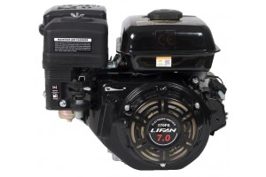 Двигатель Lifan170FD D19