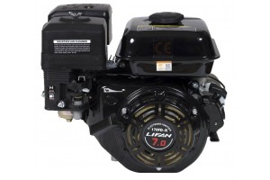 Двигатель Lifan170FD-R D20, 3А
