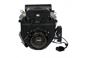 Двигатель Lifan LF2V78F-2A PRO(New), 27 л.с. D25, 3А, датчик давл./м, м/рад-р, ручн.+электр. запуск