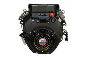 Двигатель Lifan LF2V80F-A, 29 л.с. D25, 3А, датчик давл./м,  м/радиатор, счетчик моточасов