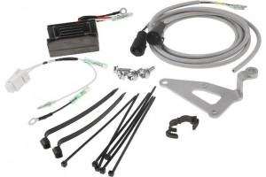 Выпрямитель-регулятор Suzuki DF9.9B/15A/20A, (крепеж + эл.разъем), (ручной стартер)