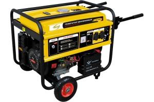 Генератор бензиновый GE 4500Е
