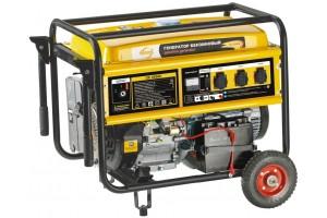 Генератор бензиновый GE 6900E