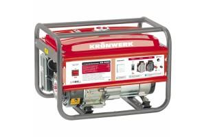 Генератор бензиновый KB 5000