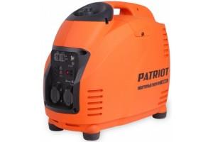 Бензогенератор инверторный Patriot 3000i