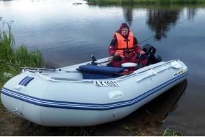 Лодка ПВХ Солар-400 МК