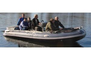 Лодка ПВХ Солар-555 МК