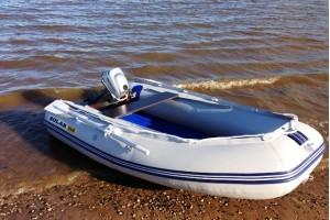 Лодка  ПВХ Солар Максима-310