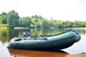 Лодка ПВХ Солар Максима-330