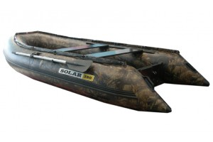 Лодка ПВХ Солар Максима-380 камуфляж