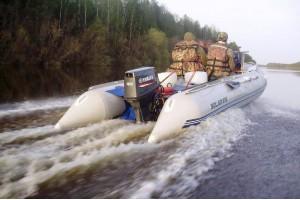 Лодка ПВХ Солар Максима-555 К