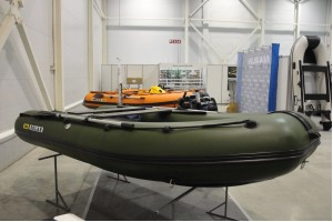 Лодка ПВХ Солар Оптима-380