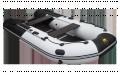 Лодку ПВХ  Ривьера 3400 СК Компакт