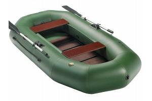 Лодка Таймень А-260 РС (с полом)