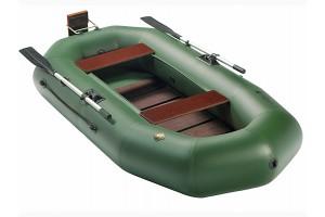 Лодка Таймень А 260 РС ТР (транцевая с полом)