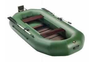 Лодка Таймень N-270 РС ТР (транцевая с полом)