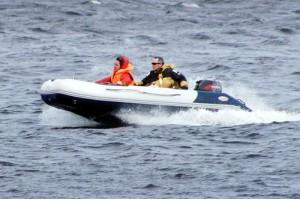 Лодка ПВХ Heavy Duty 370 AL Badger