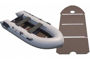 Лодка ПВХ Utility Line 360 PW9 Badger