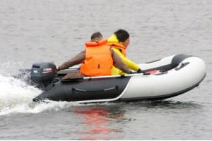 Лодка ПВХ Wave Line 340 PW Badger