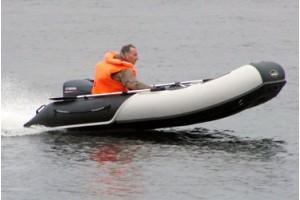 Лодка ПВХ Wave Line 360 PW Badger