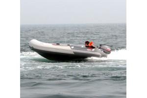Надувная лодка Badger Fishing Line 390 W
