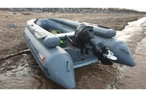 Надувная лодка НДВД ROCKY 375 + фальшборт
