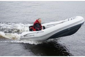 Лодка ПВХ нднд ARL420 Badger