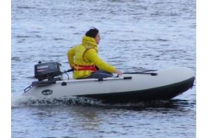Лодка ПВХ нднд Utility Line 300 Badger