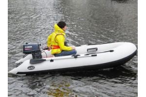 Лодка ПВХ нднд Utility Line 360 Badger
