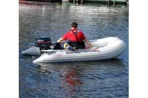 Надувная лодка Badger Fishing Line 300 AD