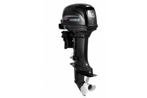 2х-тактный лодочный мотор HIDEA HD40FES-T (гидроподьем)