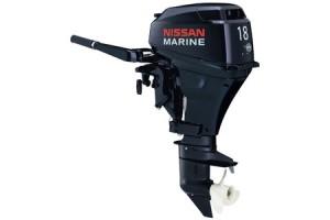 Лодочный мотор Nissan Marine NM 18 E2 S
