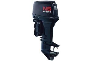 Лодочный мотор Nissan Marine NM 90 D2 EPTOL