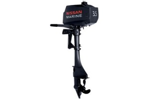 Лодочный мотор NS marine (Nissan Marine) NM 3.5 B2