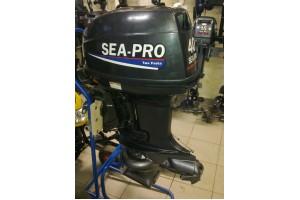 Лодочный мотор Sea-Pro T 40S с водомётной насадкой