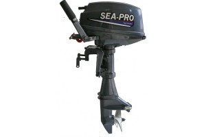 Лодочный мотор Sea-Pro Т 9,8S