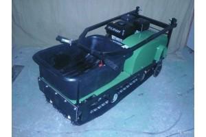 Мотобуксировщик Щукарь 380 задний привод (6,5л.с., катковая, Автомат)