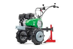 Мотоблок бензиновый Caiman VARIO 60S TWK+ и комплект для вспашки