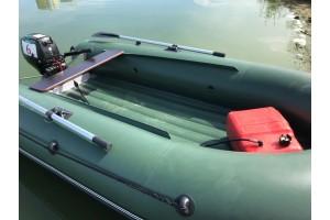 Лодка HYDRA Nova 365 PLUS «Люкс»