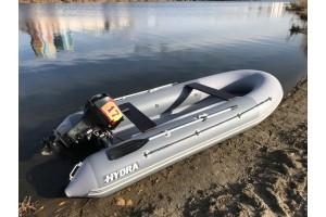 Лодка HYDRA Nova PLUS 380 «Люкс»