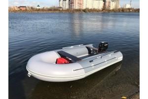 Лодка HYDRA Nova PLUS 380 «Про»
