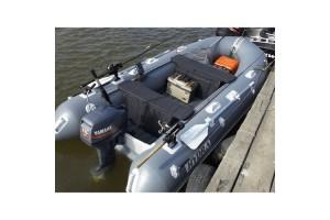 Лодка HYDRA Nova 380 «Люкс»