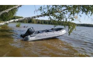 Лодка HYDRA Nova 380 «Про»