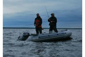 Лодка HYDRA Nova 420 «Люкс»